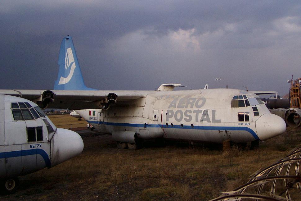aeronaves - Aeronaves PEMEX . Noticias, comentarios, videos,fotos. Aeropostal%20Mexico%20City%20C130%2012%2C05