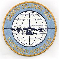 C-130 patches