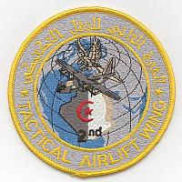 African Air Forces C-130 Patches