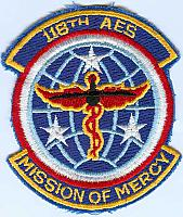 Patch 118th AES